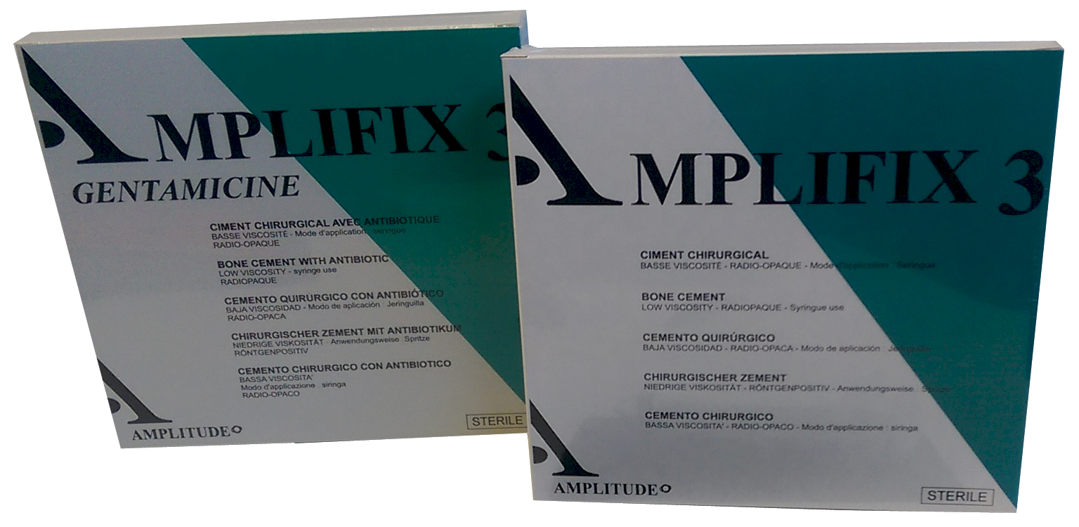 AMPLIFIX® 3 et AMPLIFIX® 3 avec Gentamicine