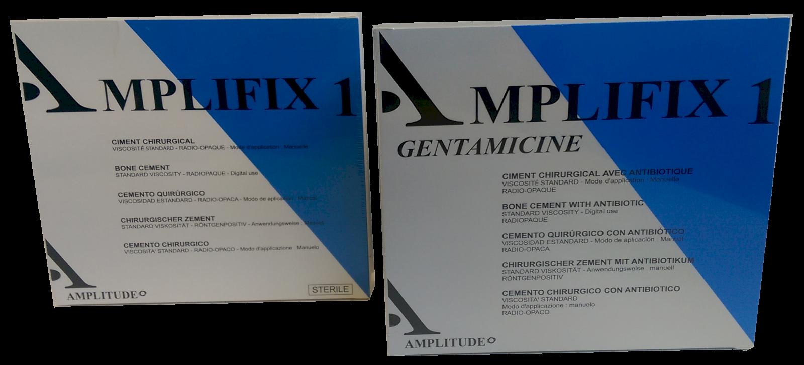 AMPLIFIX® 1 et AMPLIFIX® 1 avec Gentamicine