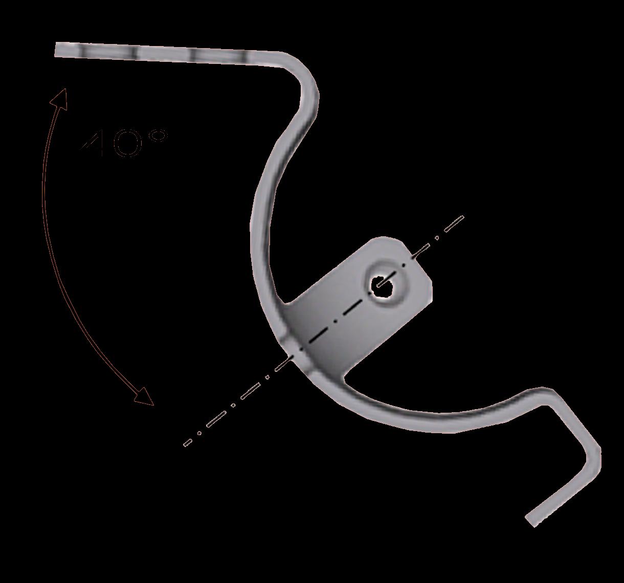 Acetabular Reconstruction Cage-3